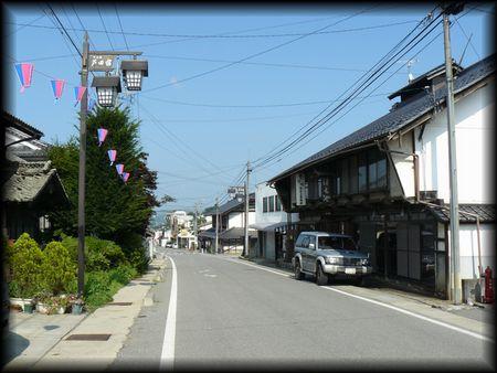 芦田宿-中山道(信濃路)