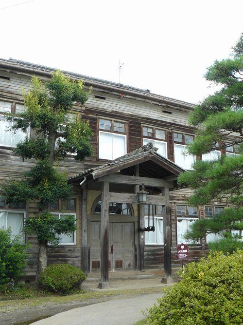 佐久市:旧大沢小学校